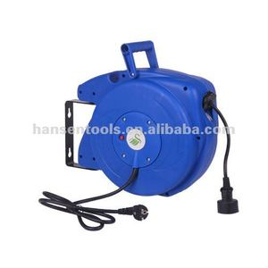 10m Auto Retractable Extension cable reel