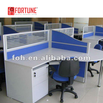Modular Office Glass Partition/general Office Glass Cubicle For Sale  (FOHGP 01)