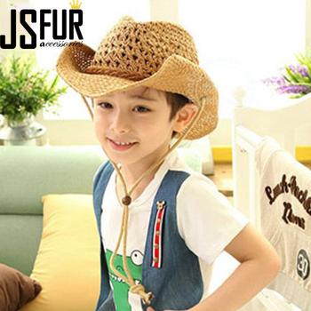 ebd6db797 Wholesale Summer Casual Cool Baby Kids Boy Girl Straw Cowboy Sun Hat Beach  Hats - Buy Straw Hat,Straw Cowboy Hat,Straw Hat Kids Product on Alibaba.com