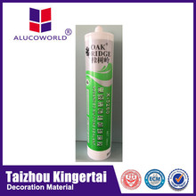 Alucoworld construction material neutral silicon sealant with fine after-sale service