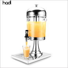 Commerciële <span class=keywords><strong>Catering</strong></span> Apparatuur Enkele 8L Juicer <span class=keywords><strong>Dispenser</strong></span> Koud Drankje, Plastic Soft Drink <span class=keywords><strong>Dispenser</strong></span> Met Tap