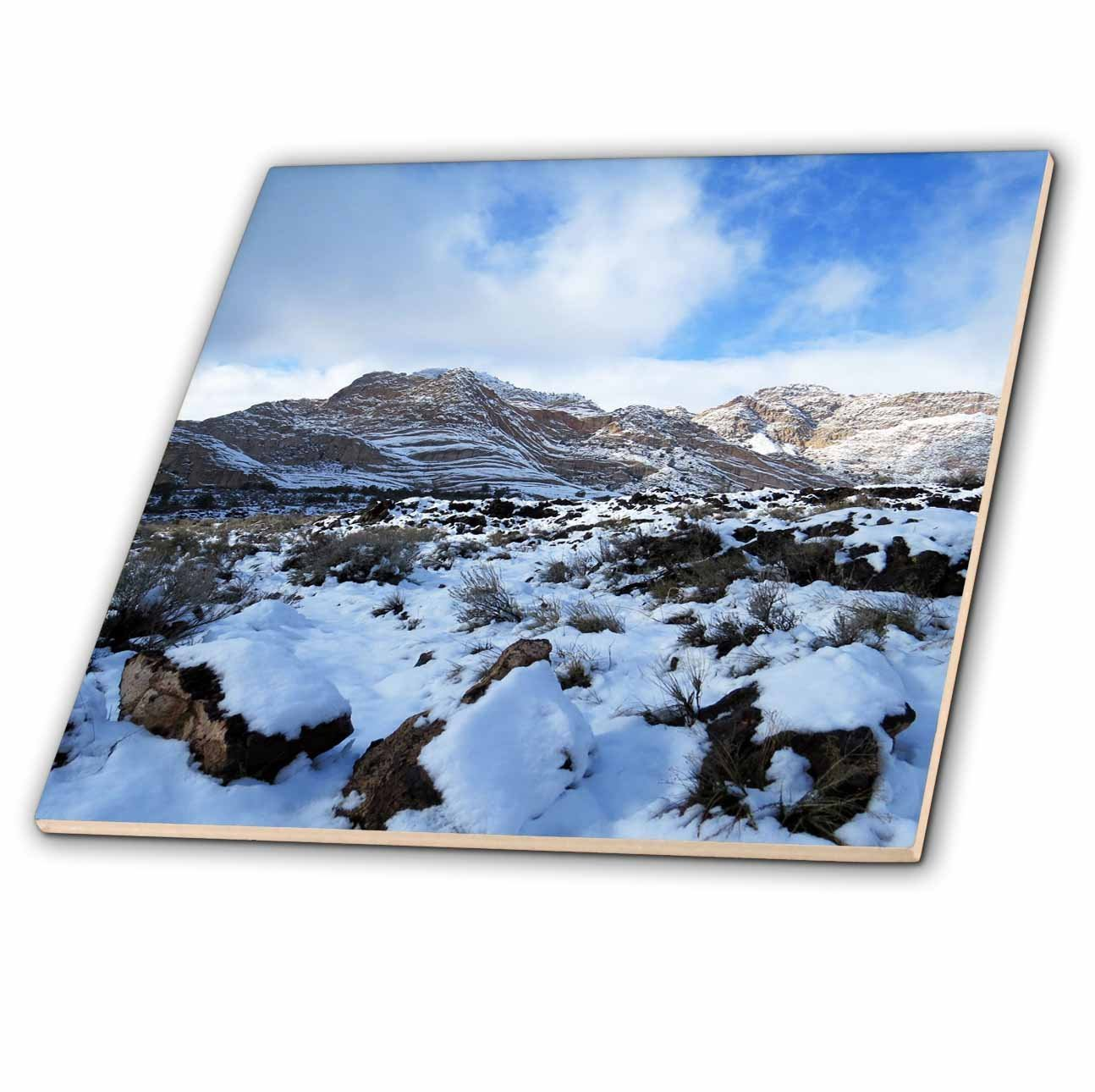 Cheap snow white ceramic tile find snow white ceramic tile deals get quotations 3drose jos fauxtographee snow canyon in winter the white rocky mountain in snow canyon dailygadgetfo Images