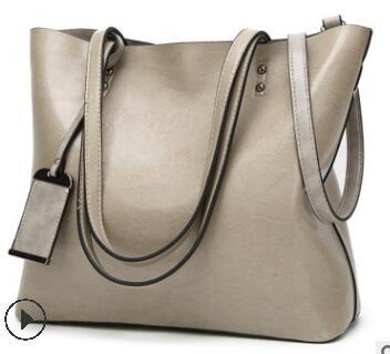 Кожаная роскошная женская сумочка 2020, женские сумки через плечо для женщин, сумки через плечо, Основная сумка для женщин C1079(Китай)