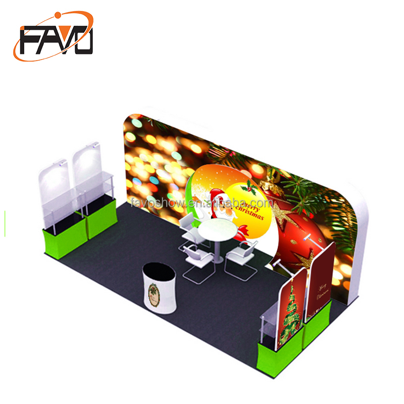 Portable Pop Up Display Event Backdrop Banner Stand Favoshow Display