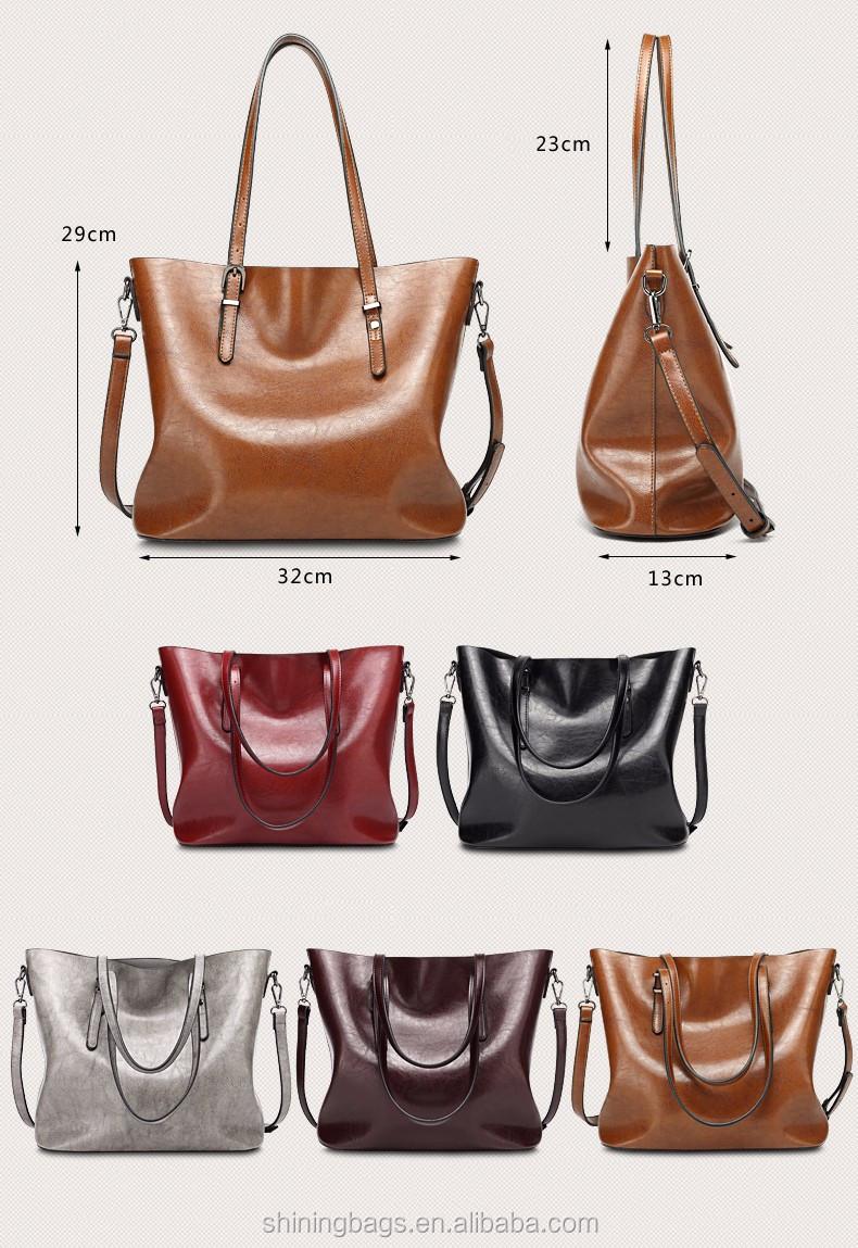 2019 Alibaba China Online Shopping Wholesale Vintage Tote Bag Pu Handbags  For Women - Buy Tote Handbags For Women,Tote Bag Pu,Alibaba China Online