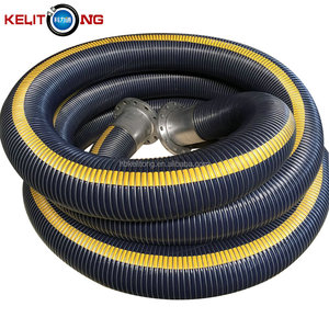 Nice price Large diameter flexible composite oil suction hose used for tank transport oil from ship to land