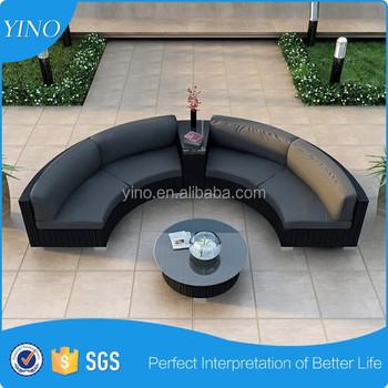 Luxus Stil Rattan Sitzgarnitur Balkon Sitzgruppe Modernen Wohnzimmer Möbel  Vl1138
