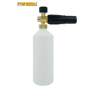 China Supplier for Show Foam Lance Gun 1L PU Foam Gun Foam Cannon OEM Car Wash Tools Automobiles Car Products