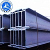 Steel structural Prefabricated galvanize I section steel beam price
