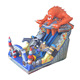 Original Design Alien Titanic bouncer Slide commercial inflatable slide