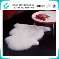 microfiber polyester area sheep skin rug pads