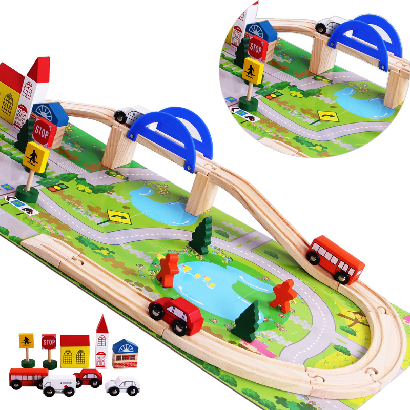 Train Track Toys 33