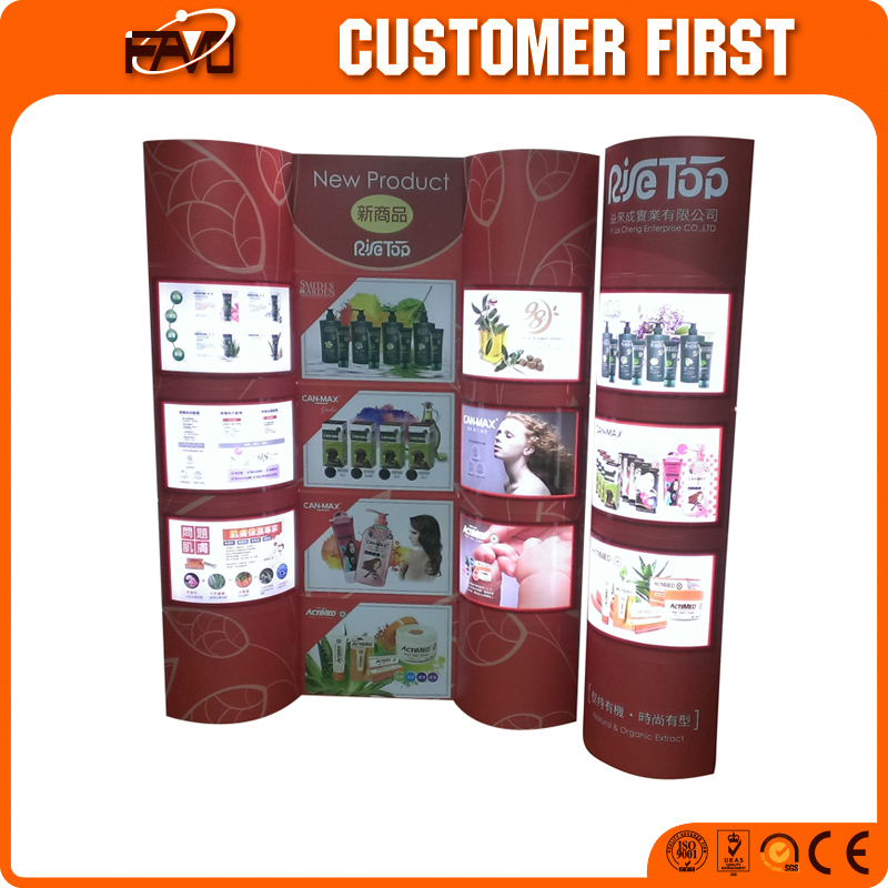 Pop Up Cat Tent Tdp Display Advertising Equipment Light Box