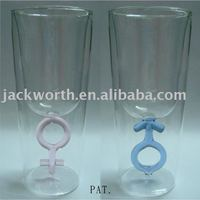 240ml long drink glass cups