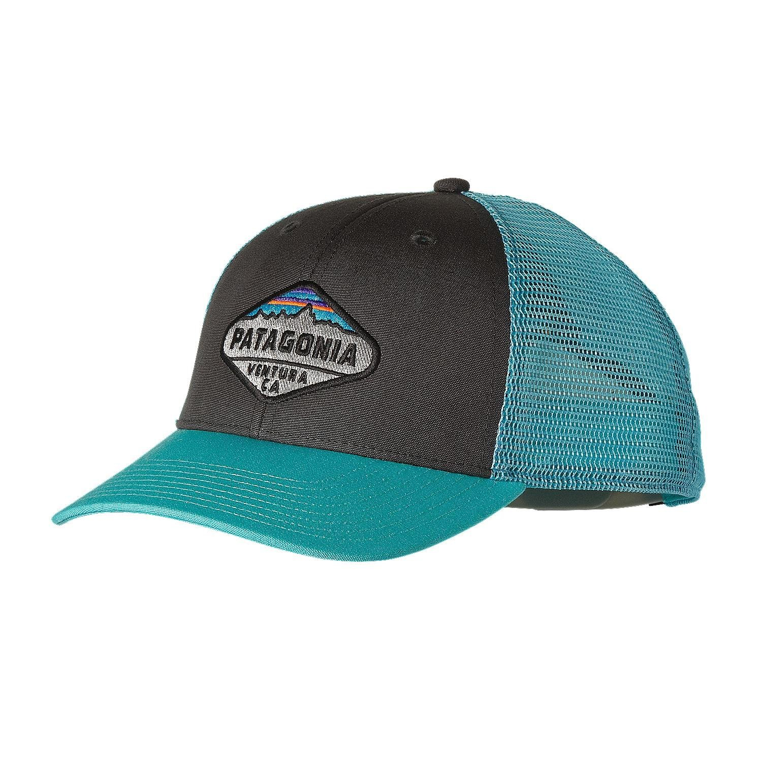 70dc0613 Buy Patagonia Geodesic Flying Fish Trucker Hat Camo in Cheap Price ...