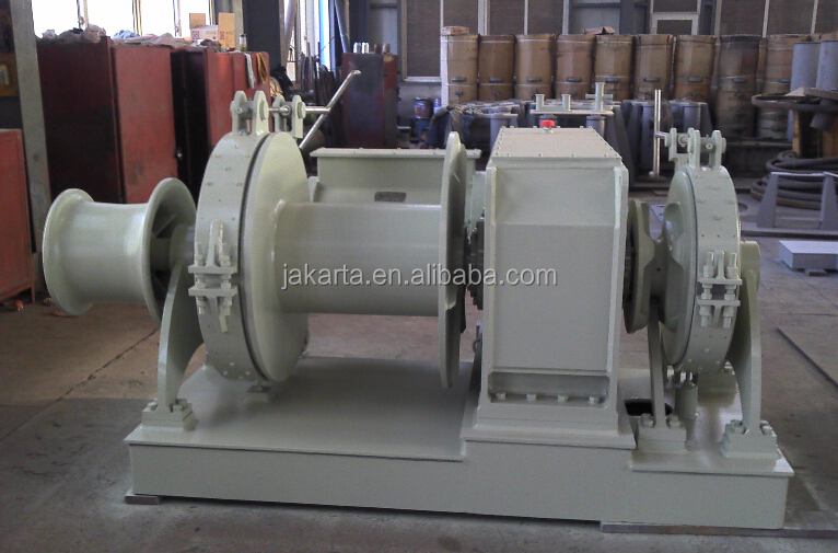 2018 Year New Condition Hydraulic Electric Anchor Windlass