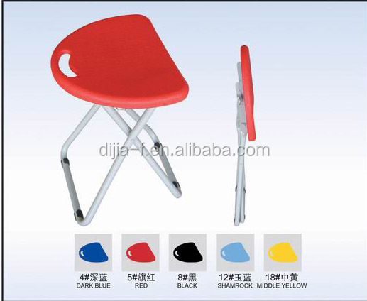Awesome Triangle Plastic Folding Stool View Folding Stool Dejell Product Details From Dejell Dongguan Furniture Co Ltd On Alibaba Com Unemploymentrelief Wooden Chair Designs For Living Room Unemploymentrelieforg