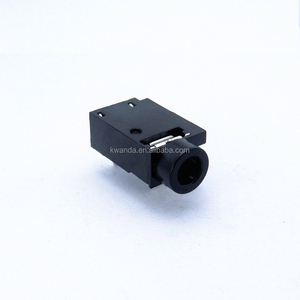 3.5mm stereo jack female for pcb 3.5mm audio jack pcb mount 3.5 mm wiring jack
