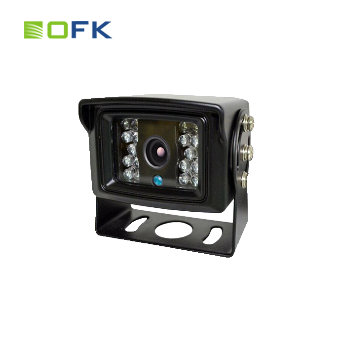 IP66 2.0MP Mini IP Network Surveillance Truck Side View Security Camera