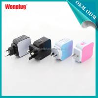 Fast Charge Usb international travel USB Wall Charger 4 Port 4.2a output