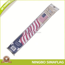 Hollow aluminum used flag pole sale