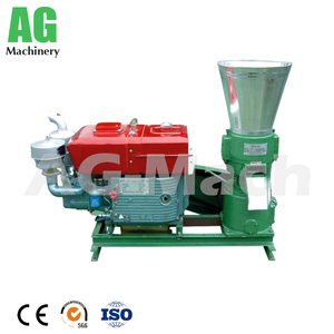 Professional factory pig feed pellet mill machine poultry feed pellet extruder for sale