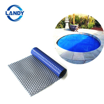 customized thikenss cut down evaporation bubble pool thermal covers &  blanket 4*10m with two colors for gym, View pool thermal blanket with two  ...