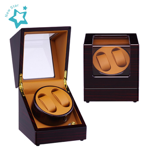 china hot selling open stop automatic watch winder 2+0 Japan's Motor