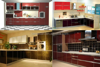 Thickening Of Kitchen Cabinet Countertop Pvc Self Adhesive Kitchen