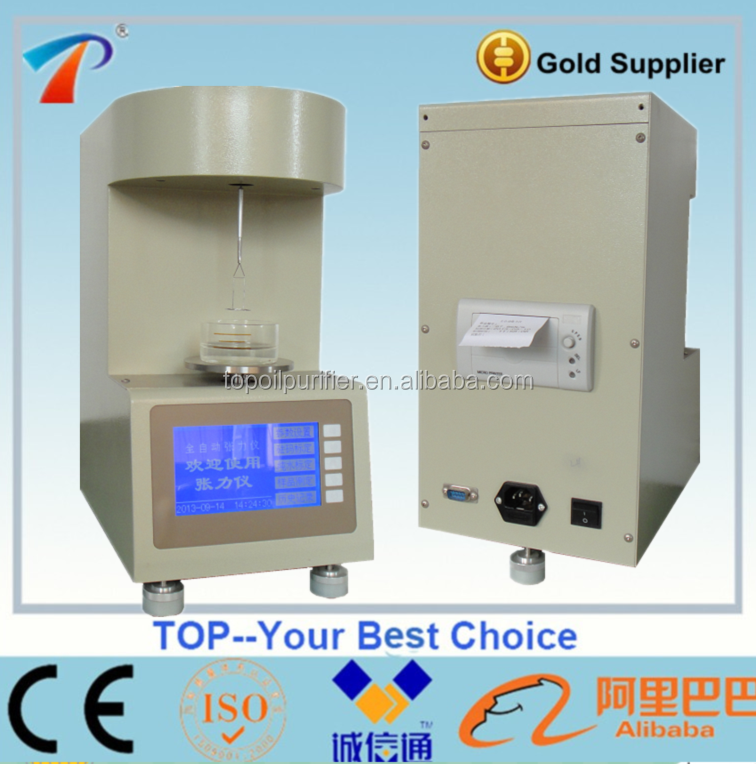 Model IT-800 Petroleum Oil Products for Automatic Interfacial Tension Tester/Meter,with Platinum Ring Method