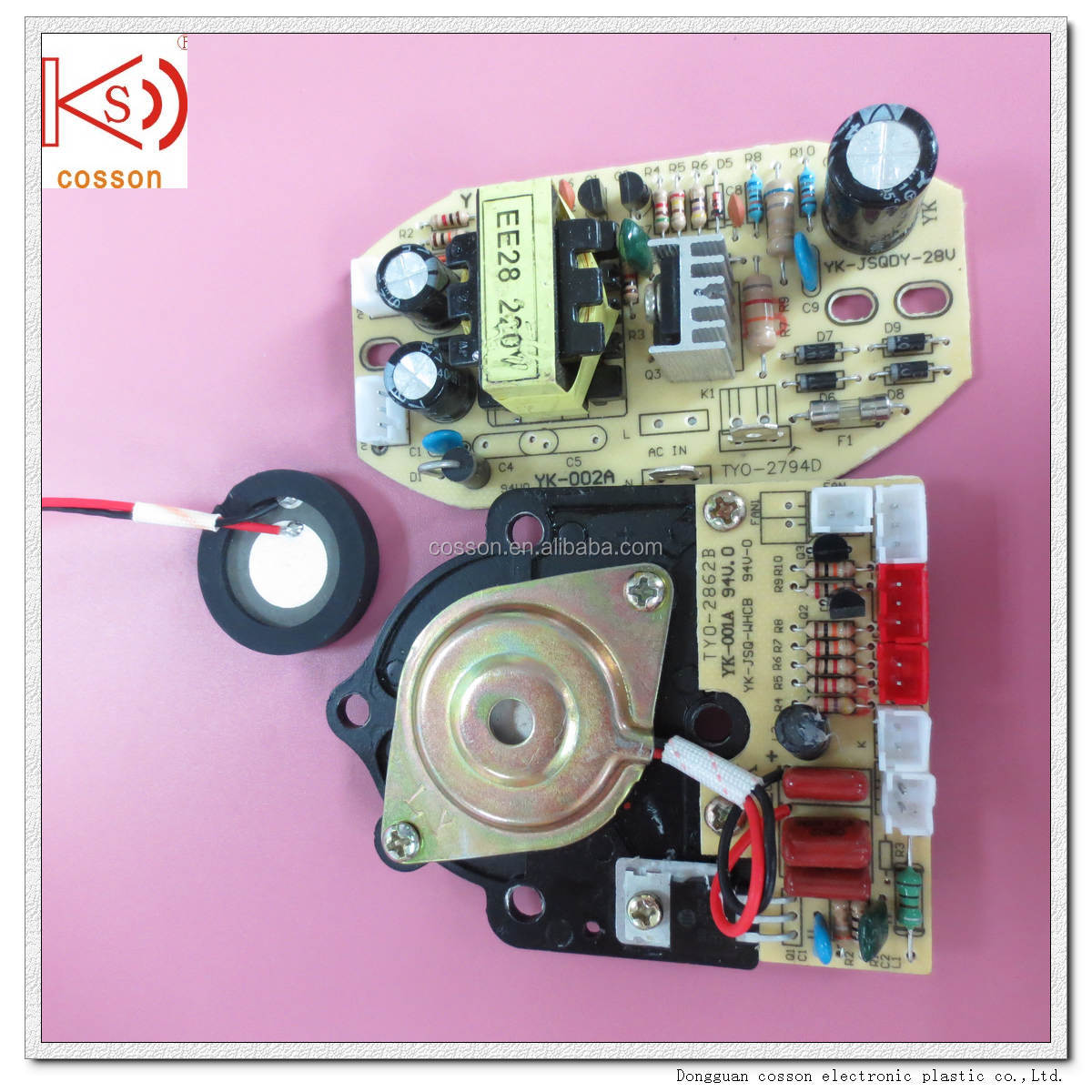 Circuit Board For Humidifier Buy Converter Pcb Ultrasonic Sensor Humidifiercircuit Humidifierboard Product On