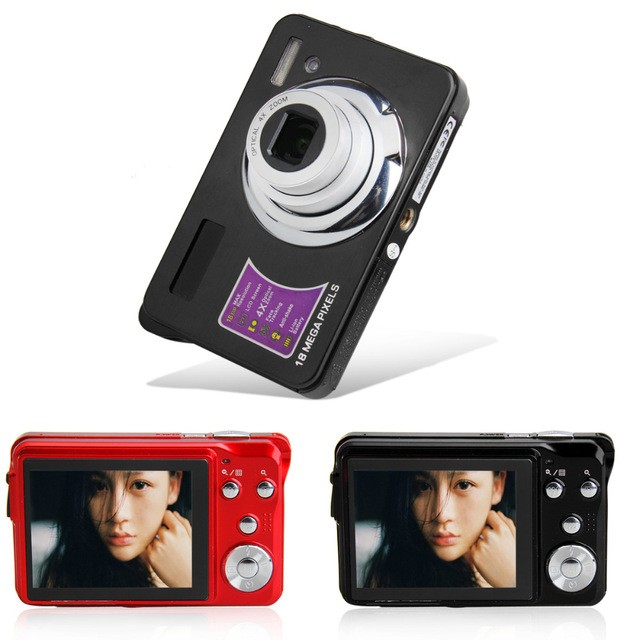 cheap optical zoom digital video camera 18 mega pixels cameras