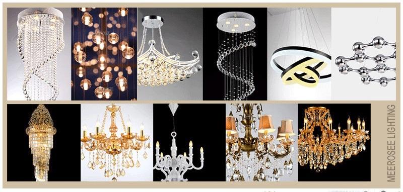 Led Pendant Lamp Lustres De Cristall Suspension Ring Pendant Light ...