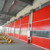 QX pvc automatic industrial high speed doors