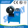 CNC Precision control Samway S76 hydraulic rubber tube swaging machine