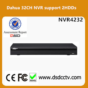 NVR4232 Dahua 32CH NVR Support 2HDDs 1U Network Video Recorder