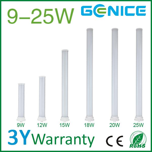 High Brightness Gy10q Led Fpl Lamp For Japan Market Led Pl Light ...