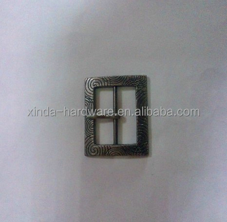 gold vintage buckle for Belt