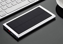 Shenzhen manufacturer solar powered mobile charger New products