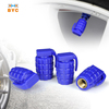 BYC Factory Price Colored Motorcycle Parts Tire Protection