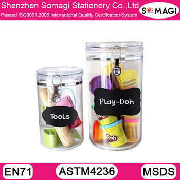 Custom Stickers Waterproof Adhesive Chalkboard Labels With Without Chalk Marker For Mason Jars