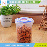 Factory Sale Customized Easy Lock Food Container