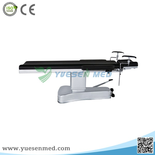 YSOT-Y2 Footstep brake control medical operation table for eye surgery