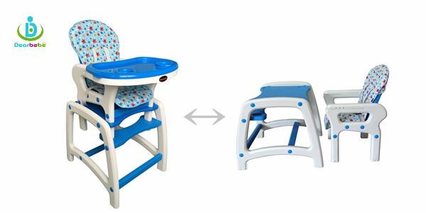 dearbebe enfant en gros en plastique manger table et. Black Bedroom Furniture Sets. Home Design Ideas