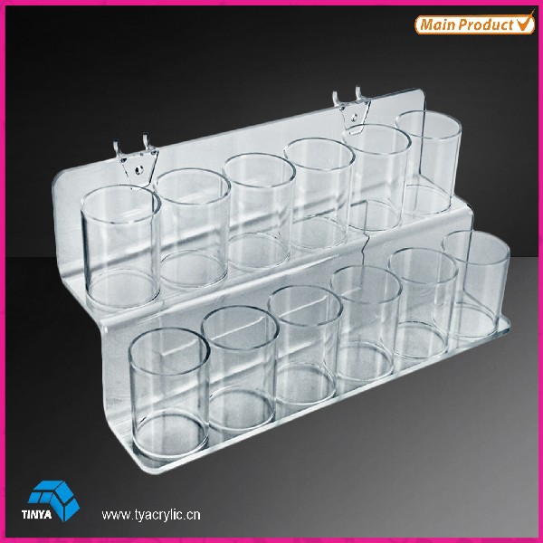 New 2016 Products Bicchiere Material Acrylic Brush Organizer Clear ...
