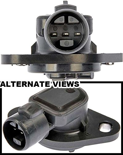 APDTY 022864 Throttle Body Position Sensor (TPS) Fits Select 1988-2004 Acura & Honda Models; Match vehicle To Compatability Chart To Ensure Fitment (See Description For More Details)