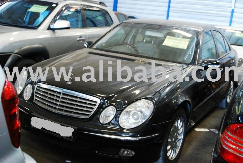 Used car for export