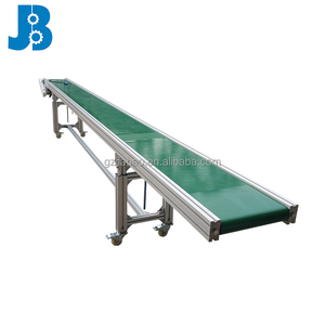 Professional manufacturer fruit bands conveyor/fruit conveyor systems/portable belt conveyor with power