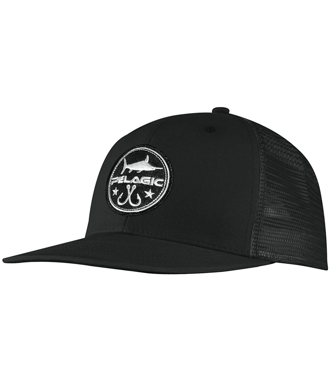 981264d32f0e1 Get Quotations · Pelagic Icon Snapback Fishing Hat