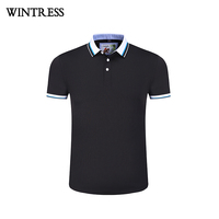 Full Custom Made polo tee shirt design your own t shirt heavy cotton,custom cotton mens polo shirt striped collar design